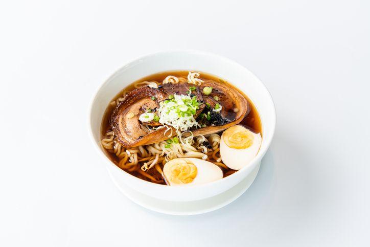shoyu ramen bowl